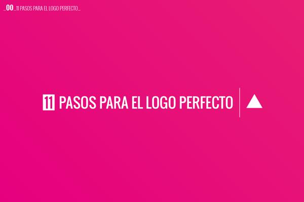 11 PASOS PARA EL LOGO PERFECTO